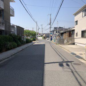 前面道路(幅員6.0m)(周辺)