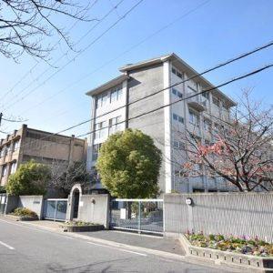 堺市立月洲中学校(周辺)