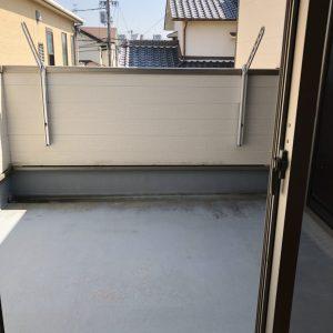 2階バルコニー(内装)