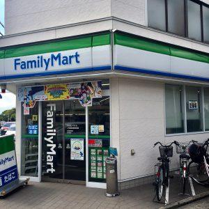 ファミリーマートJR百舌鳥駅前店(周辺)