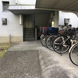 自転車置き場(外観)