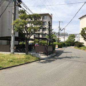 自転車置き場(周辺)