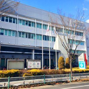 北区役所(周辺)