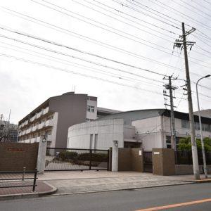 大阪市立我孫子南中学校(約1000m)(周辺)