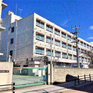 五箇荘小学校(周辺)