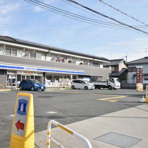 ローソン大阪狭山池尻中二丁目店(170m)徒歩2分(周辺)