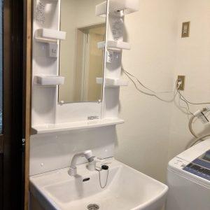 1階洗面台(内装)