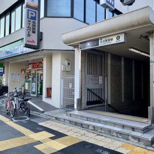 北加賀屋駅400m(周辺)
