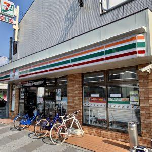 セブンイレブン大阪東加賀屋1丁目店133m(周辺)