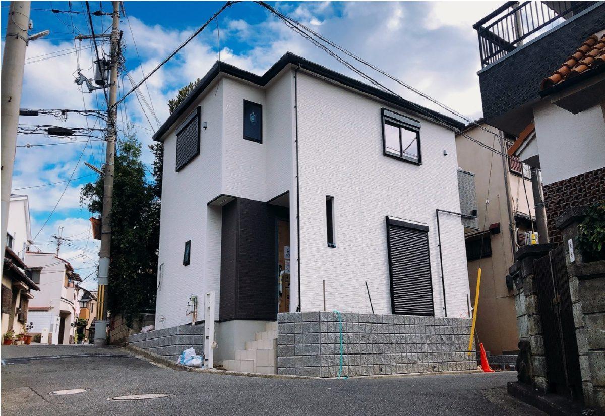 大豆塚町新築戸建て