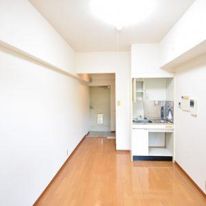 空室。キレイなお部屋です。