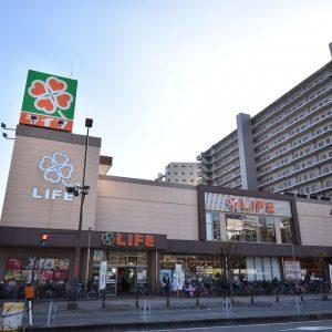ライフ堺駅前店(190m)徒歩3分(周辺)