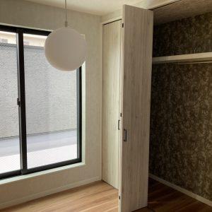 モデルハウス(2021年9月撮影)(寝室)