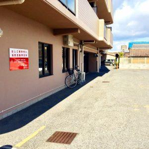駐車場スペース(内装)