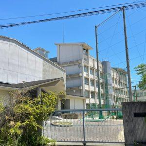 月州中学校(周辺)