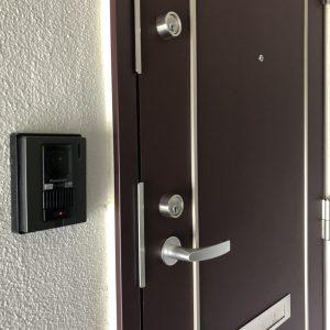 モニター付きインターフォン(玄関)