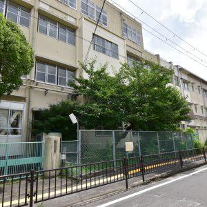 堺市立三国丘小学校(周辺)