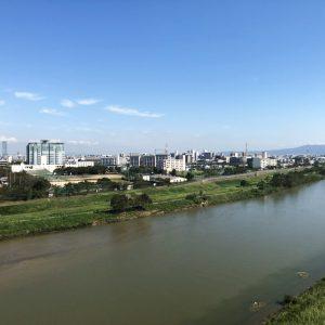 北側からの眺望(周辺)