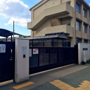 金岡小学校(周辺)