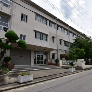 堺市立三国丘中学校(周辺)