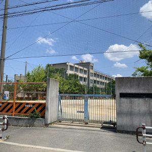 堺市立中百舌鳥小学校(周辺)