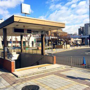 新金岡駅(周辺)